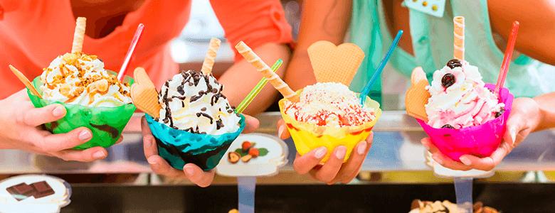 como abrir uma sorveteria self service