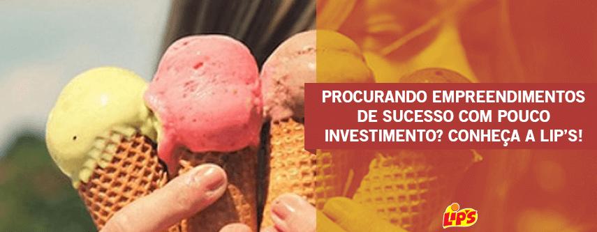 empreendimentos de sucesso com pouco investimento