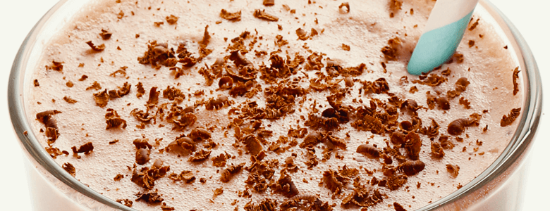 milkshake caseiro - ovomaltine